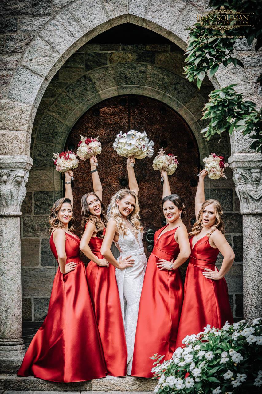 GOLDEN GATES RESTAURANT WEDDING 15