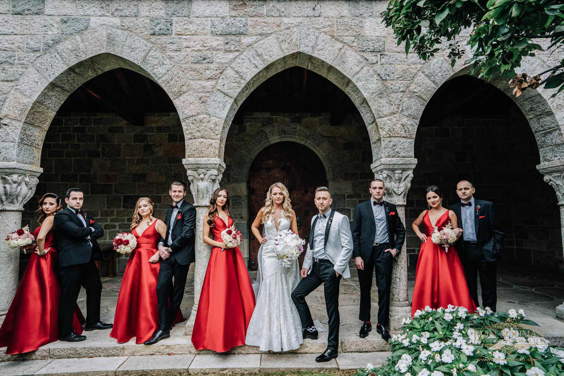 GOLDEN GATES RESTAURANT WEDDING 16