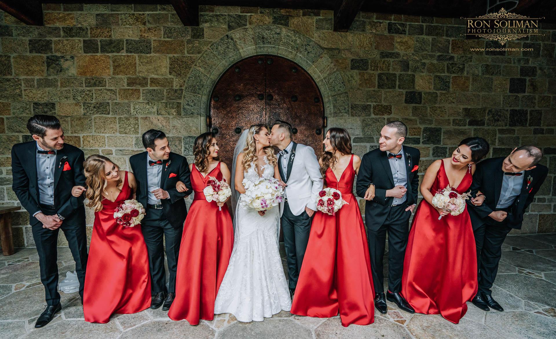 GOLDEN GATES RESTAURANT WEDDING 18