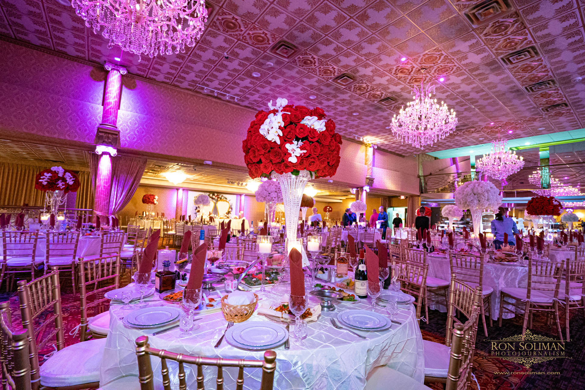 GOLDEN GATES RESTAURANT WEDDING 30