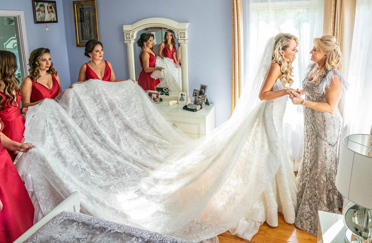 GOLDEN GATES RESTAURANT WEDDING 8
