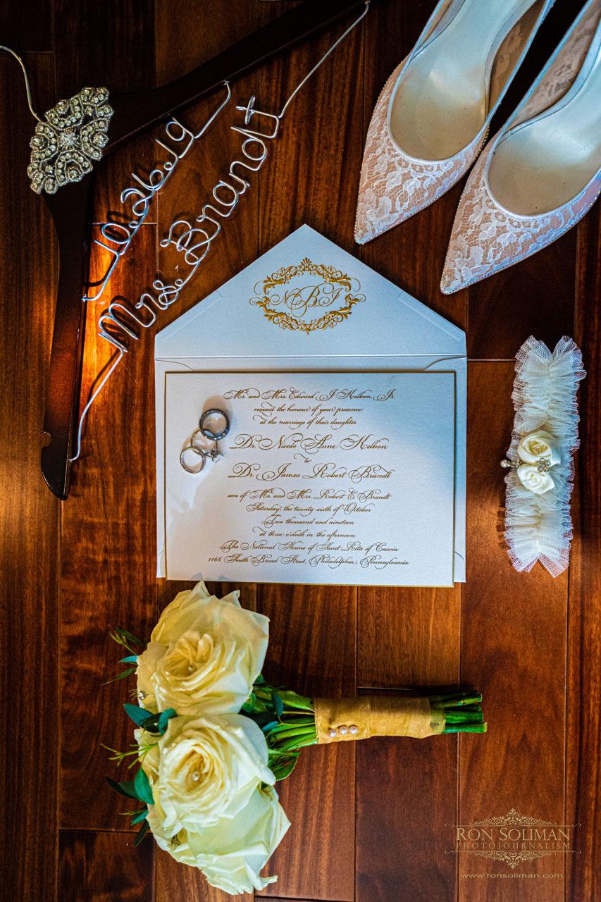 The Bellevue Hotel WEDDING 1
