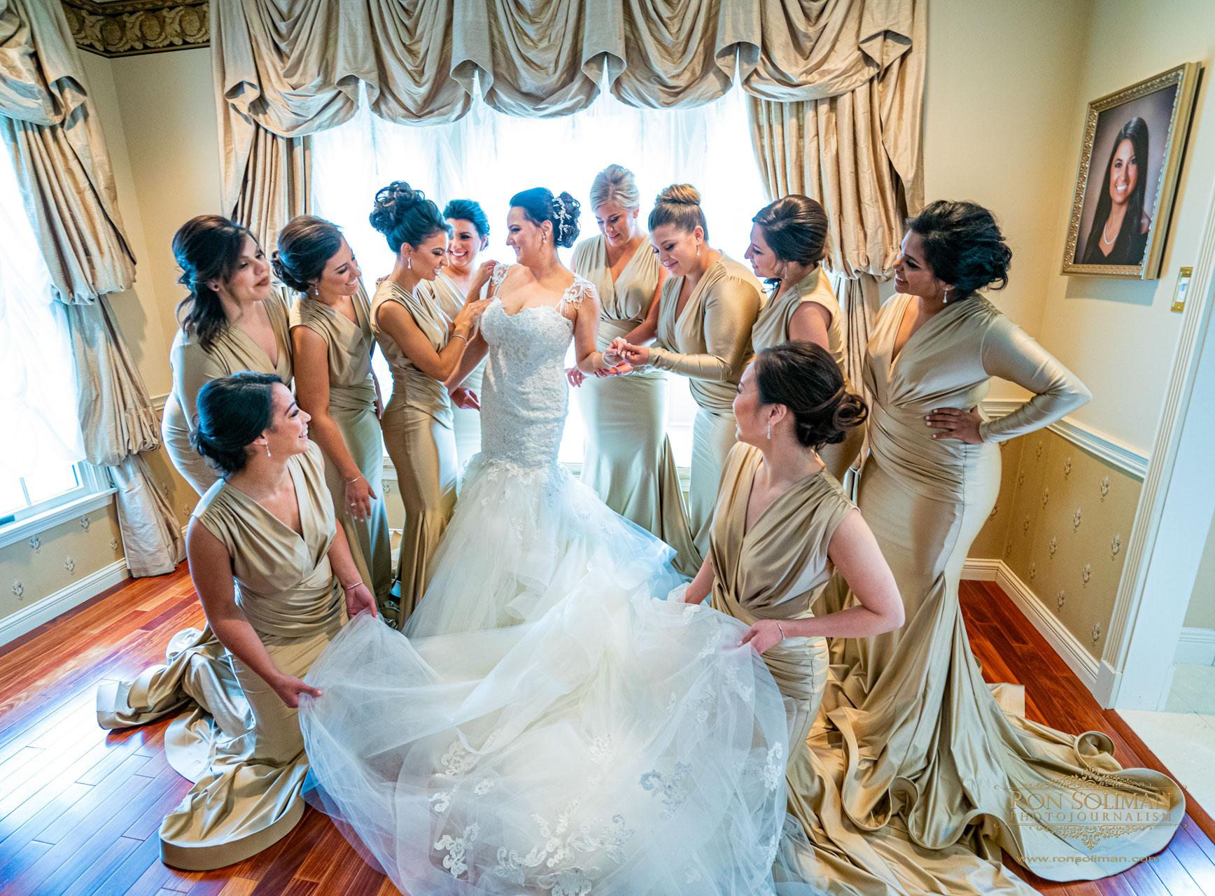 The Bellevue Hotel WEDDING 10