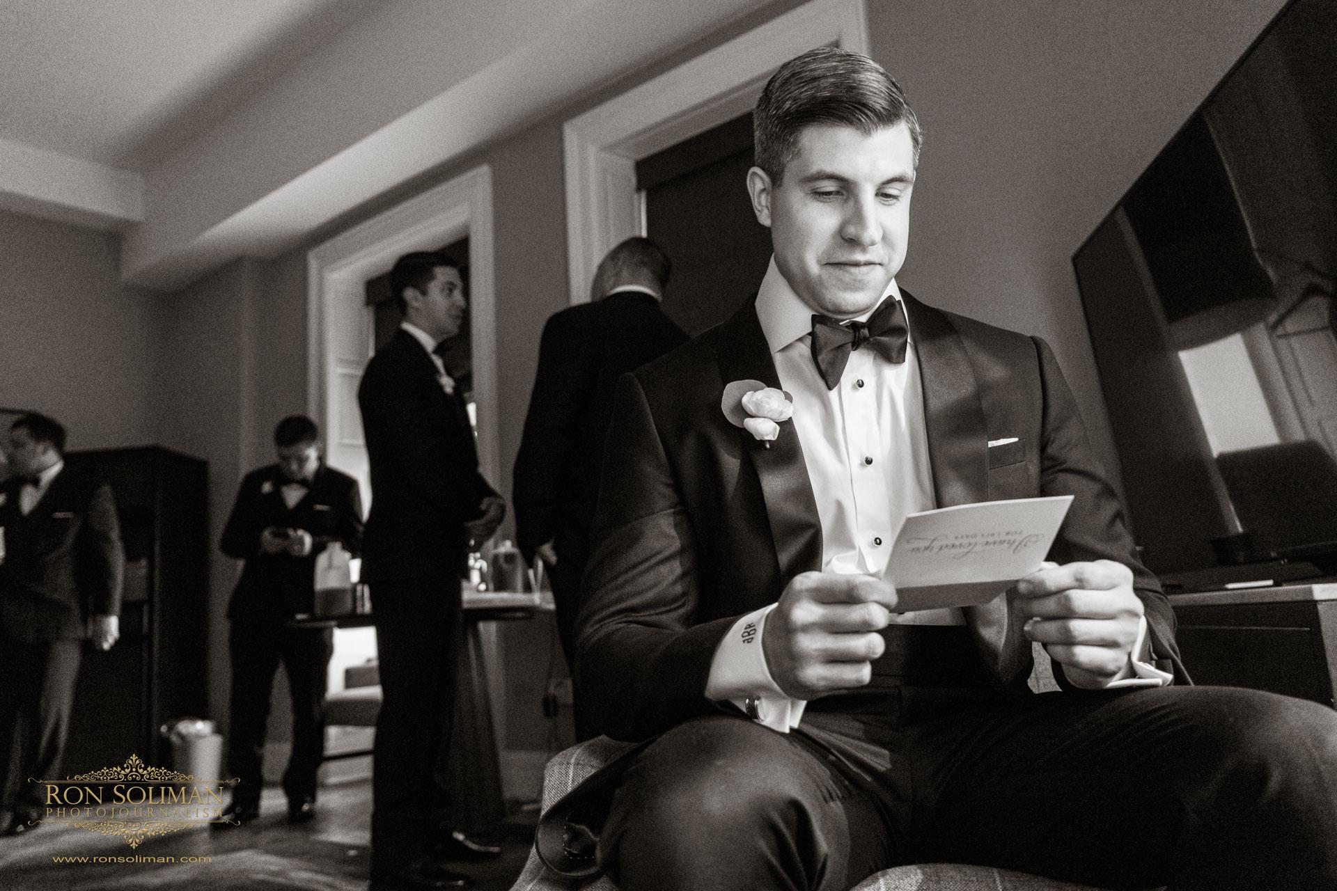 The Bellevue Hotel WEDDING 17
