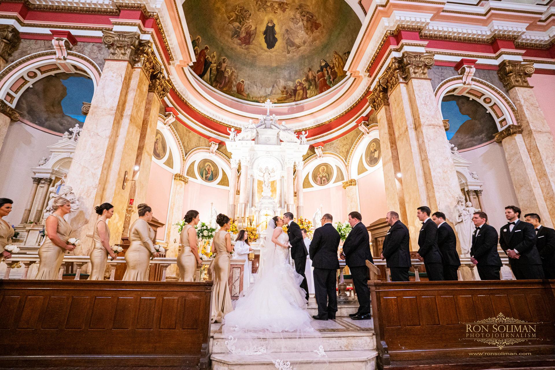 The Bellevue Hotel WEDDING 23