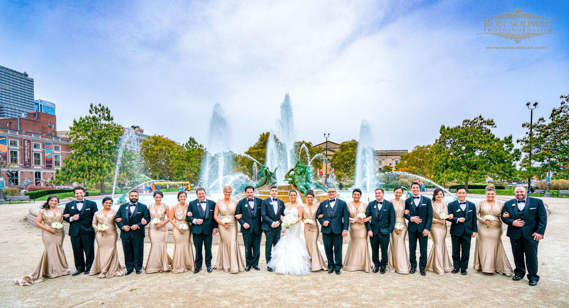 The Bellevue Hotel WEDDING 26