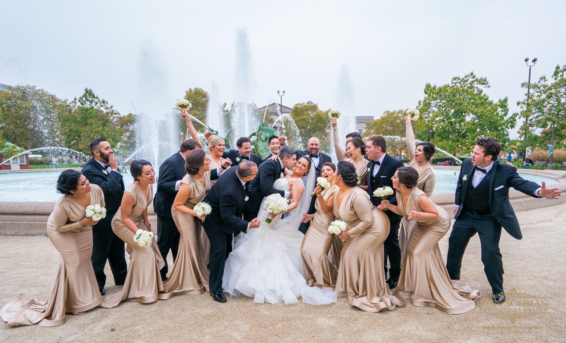 The Bellevue Hotel WEDDING 28