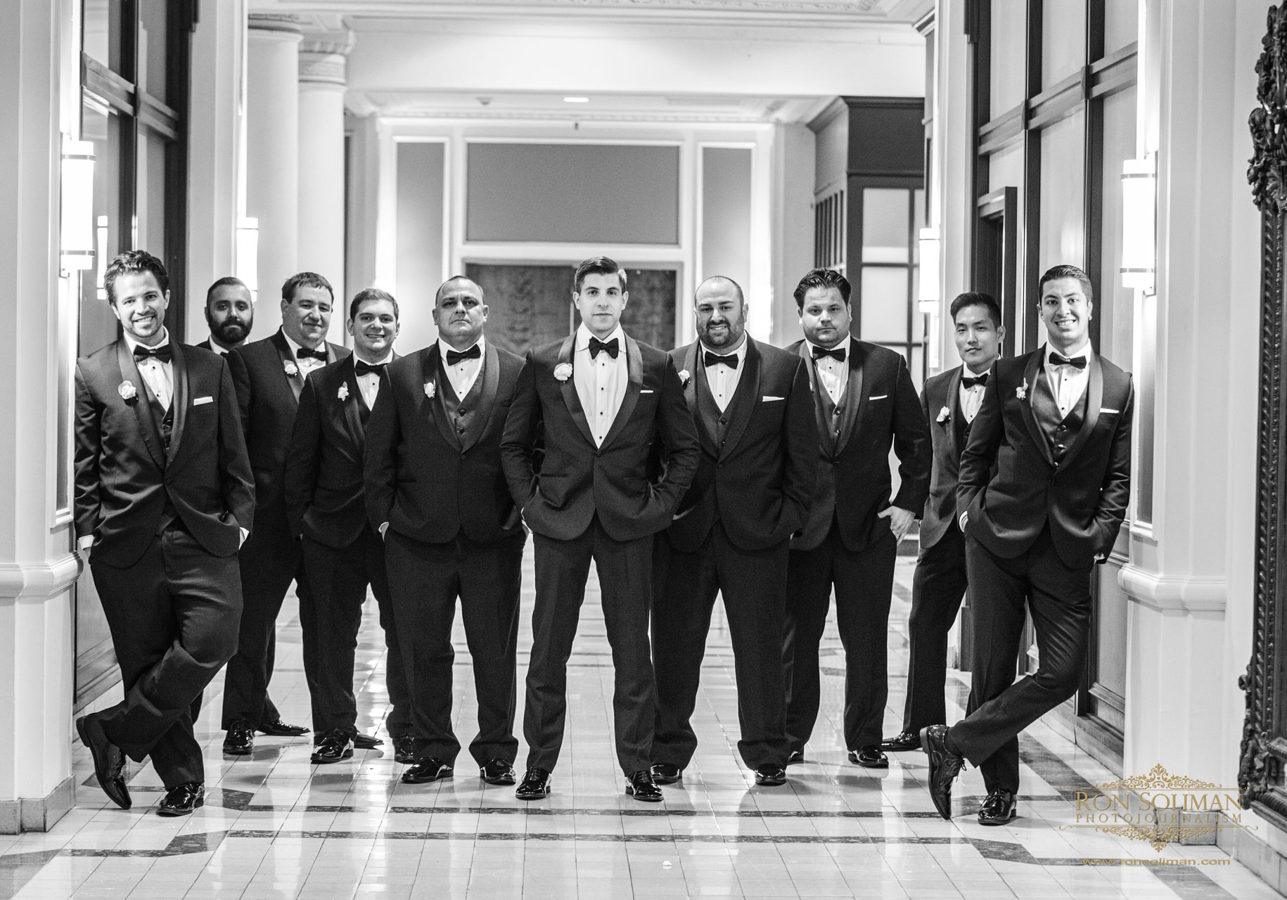 The Bellevue Hotel WEDDING 30