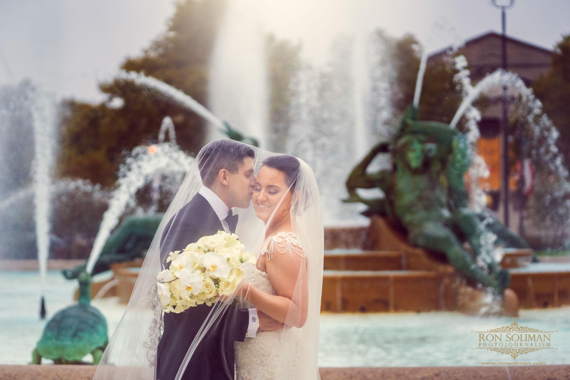The Bellevue Hotel WEDDING 31