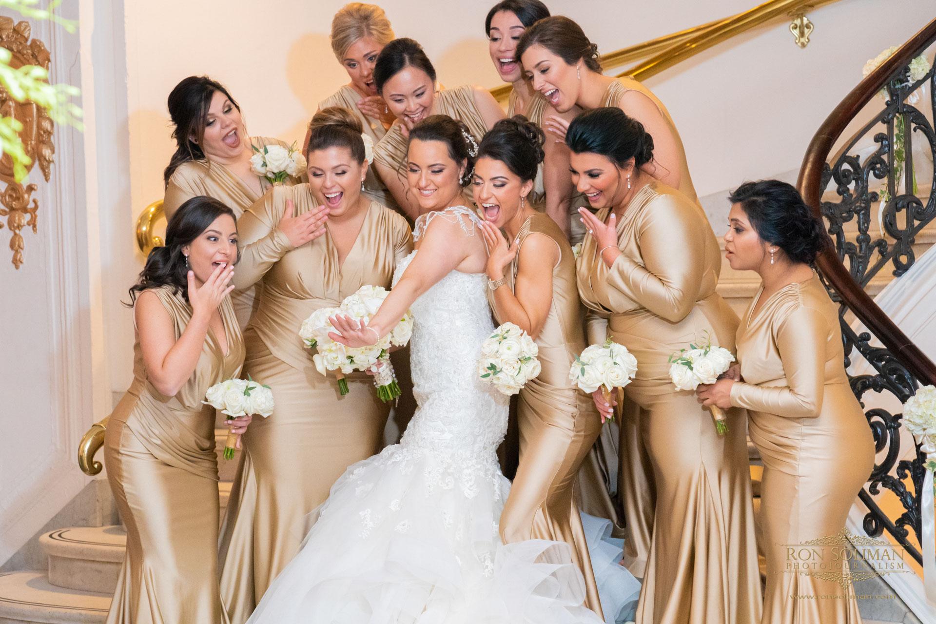 The Bellevue Hotel WEDDING 32