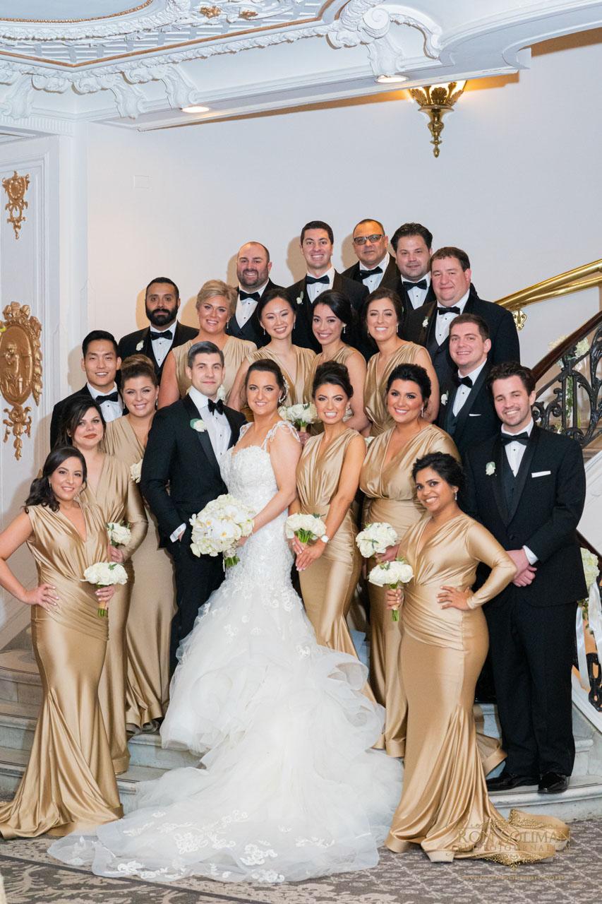 The Bellevue Hotel WEDDING 34