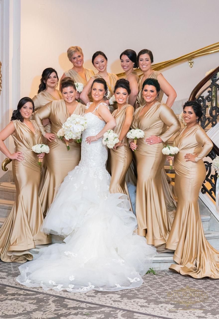 The Bellevue Hotel WEDDING 38