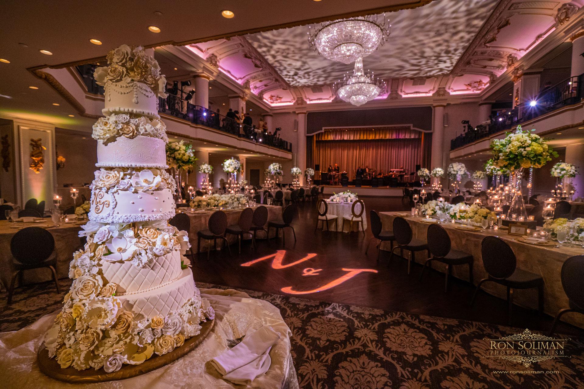 The Bellevue Hotel WEDDING 41
