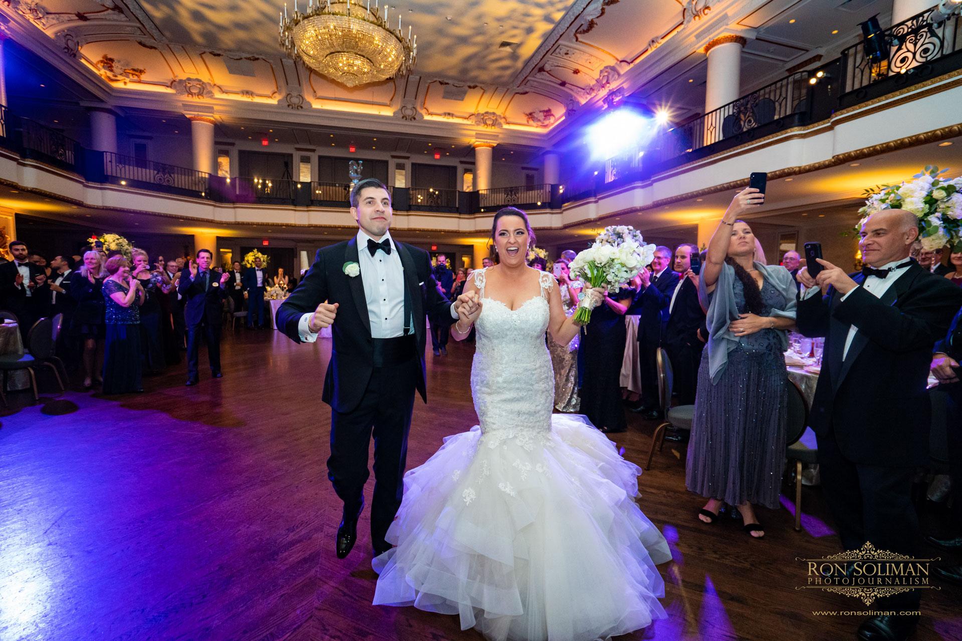 The Bellevue Hotel WEDDING 42