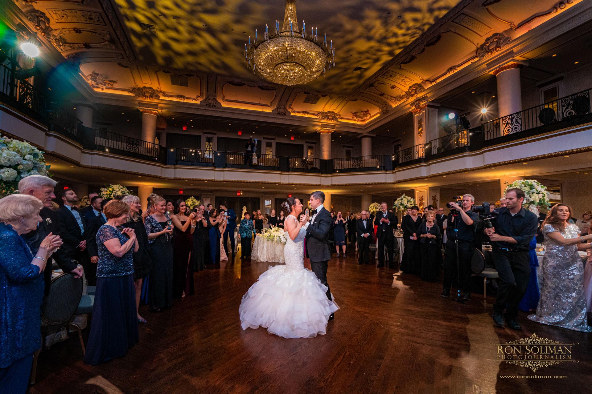 The Bellevue Hotel WEDDING 44