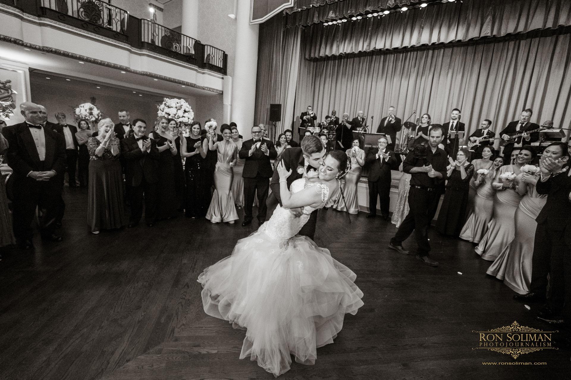 The Bellevue Hotel WEDDING 46