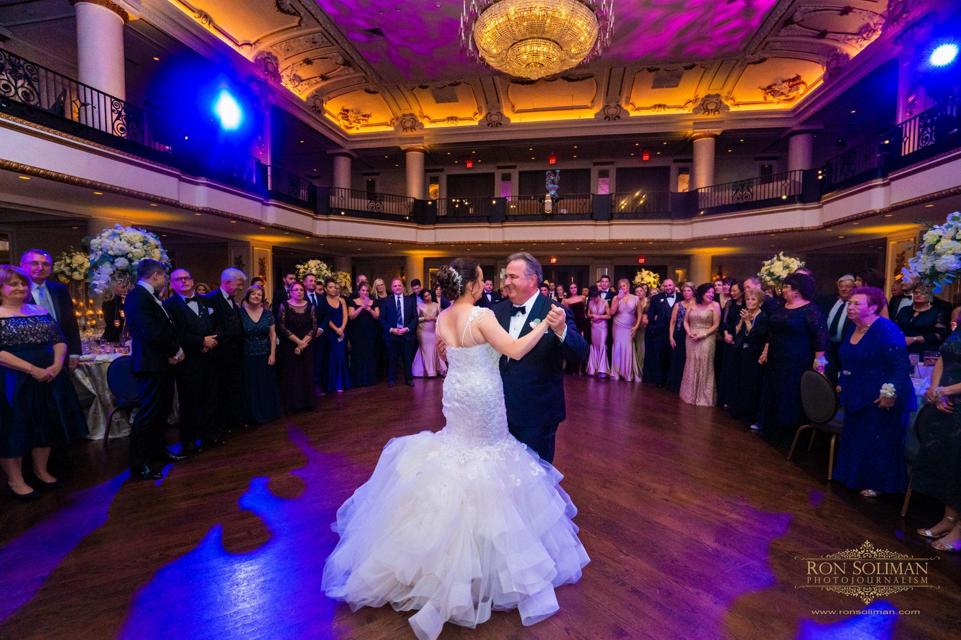 The Bellevue Hotel WEDDING 50