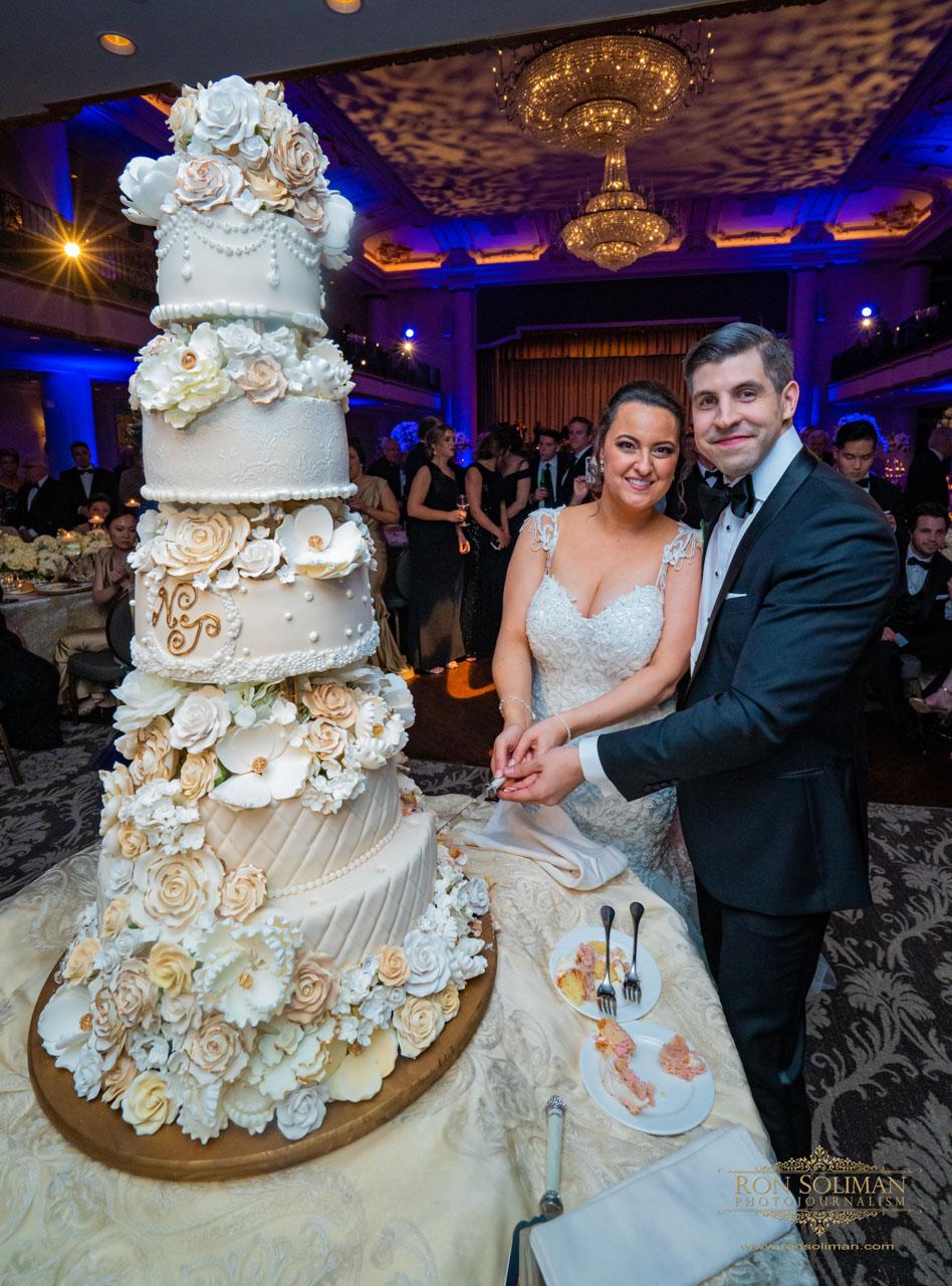 The Bellevue Hotel WEDDING 54