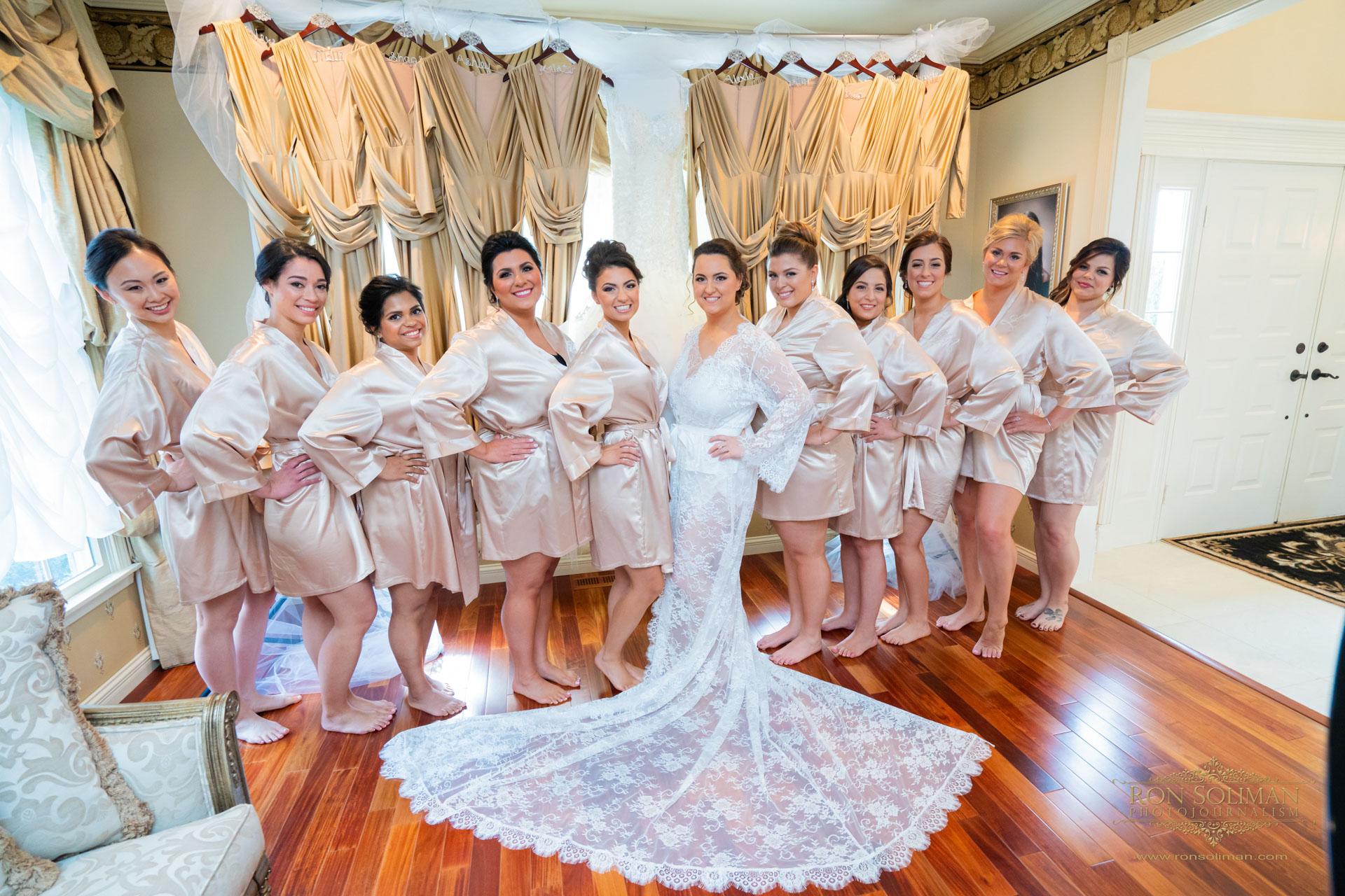 The Bellevue Hotel WEDDING 7