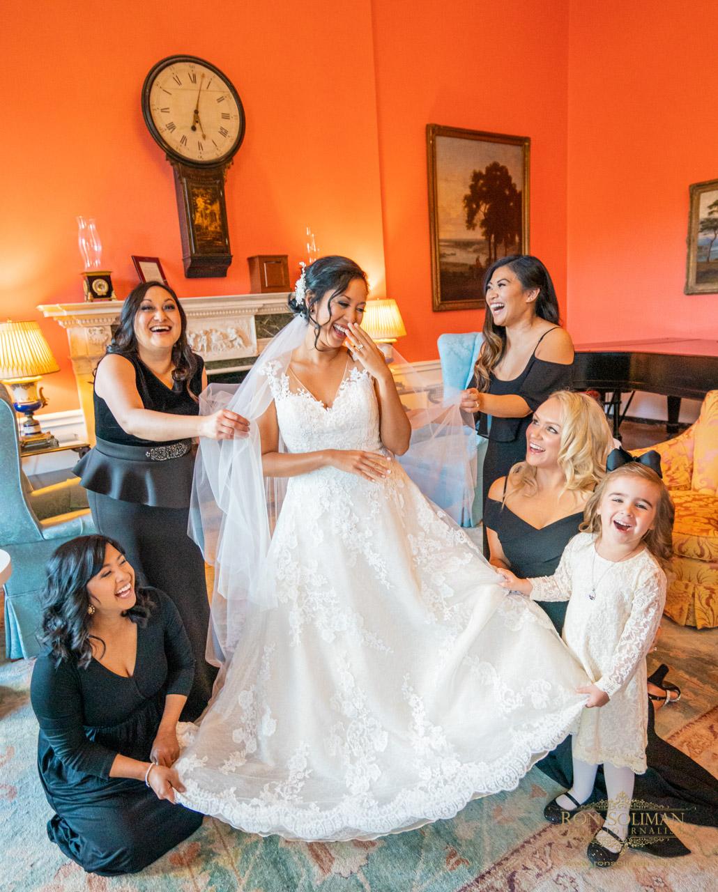 THE GREENBRIER RESORT WEDDING 11