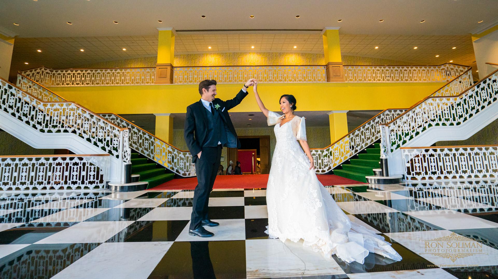 THE GREENBRIER RESORT WEDDING 19