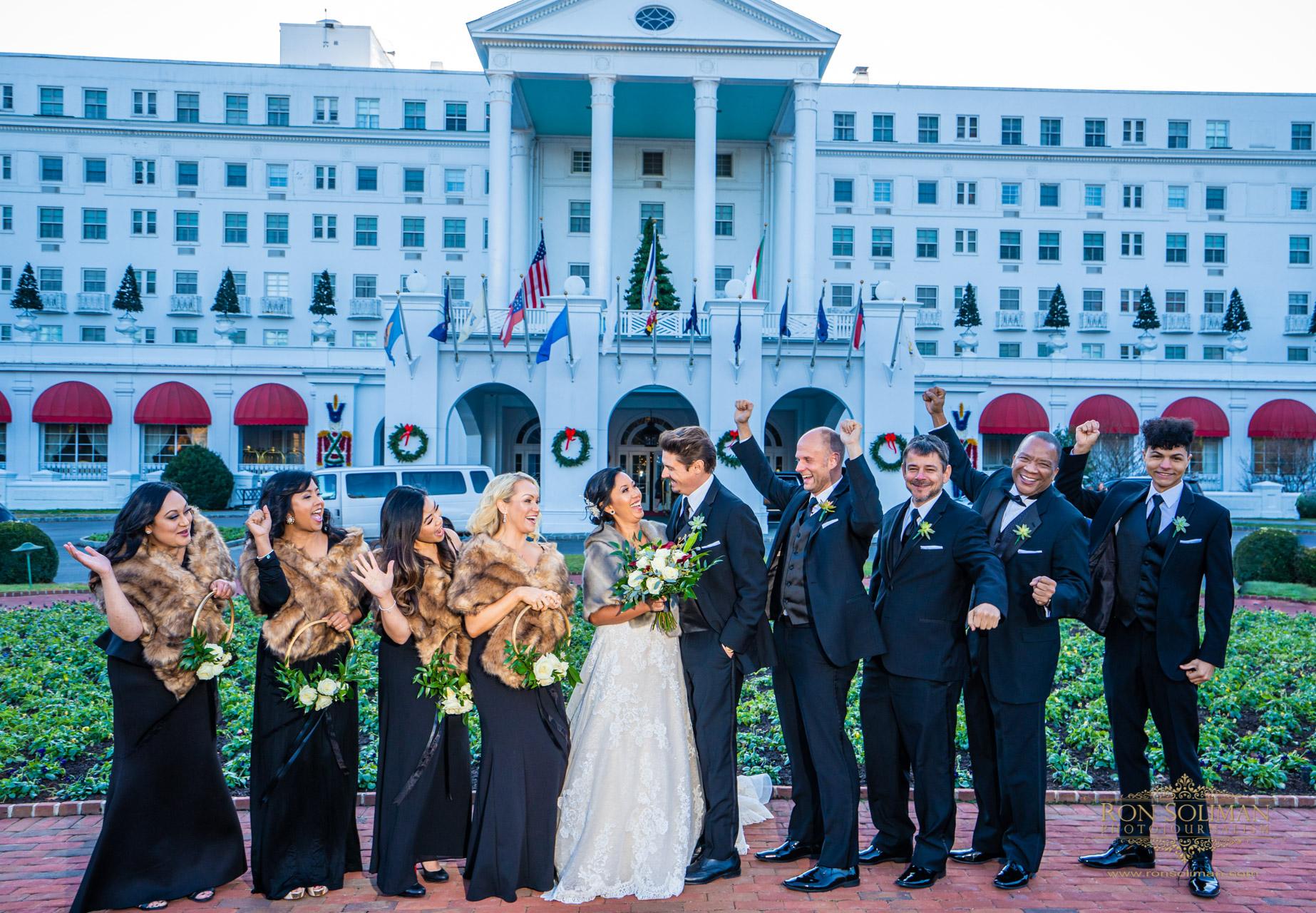 THE GREENBRIER RESORT WEDDING 20