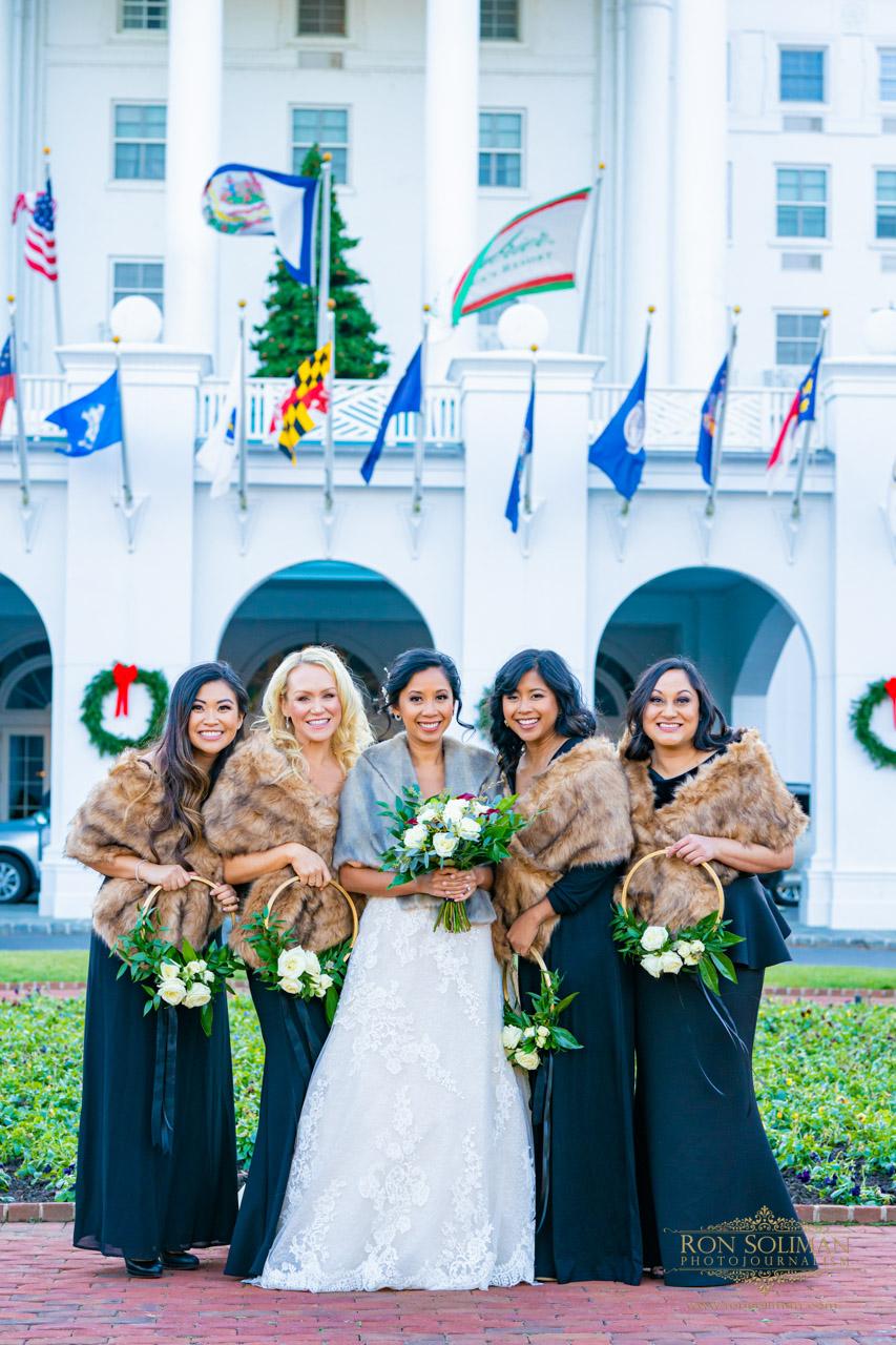 THE GREENBRIER RESORT WEDDING 23