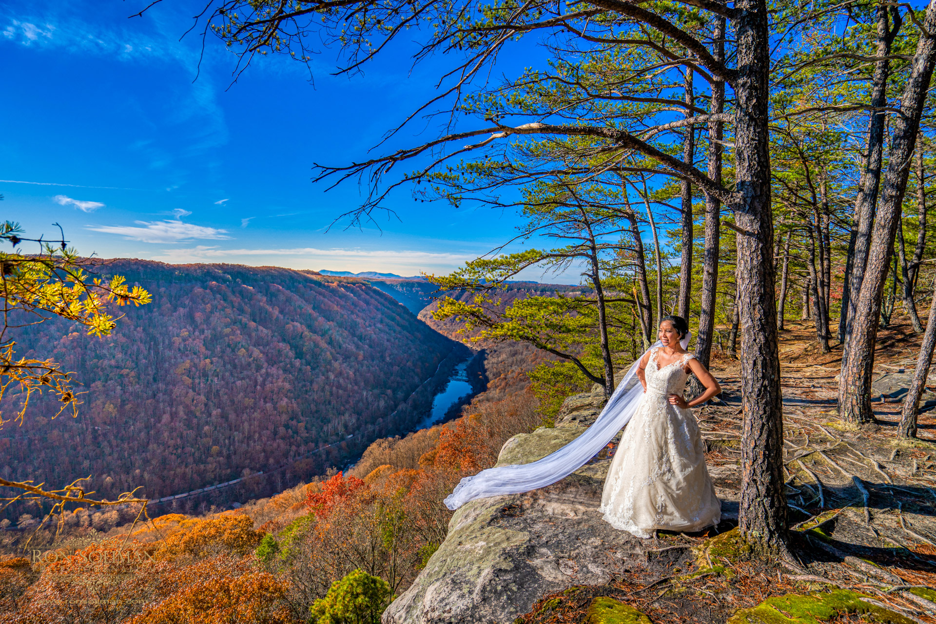 THE GREENBRIER RESORT WEDDING 24