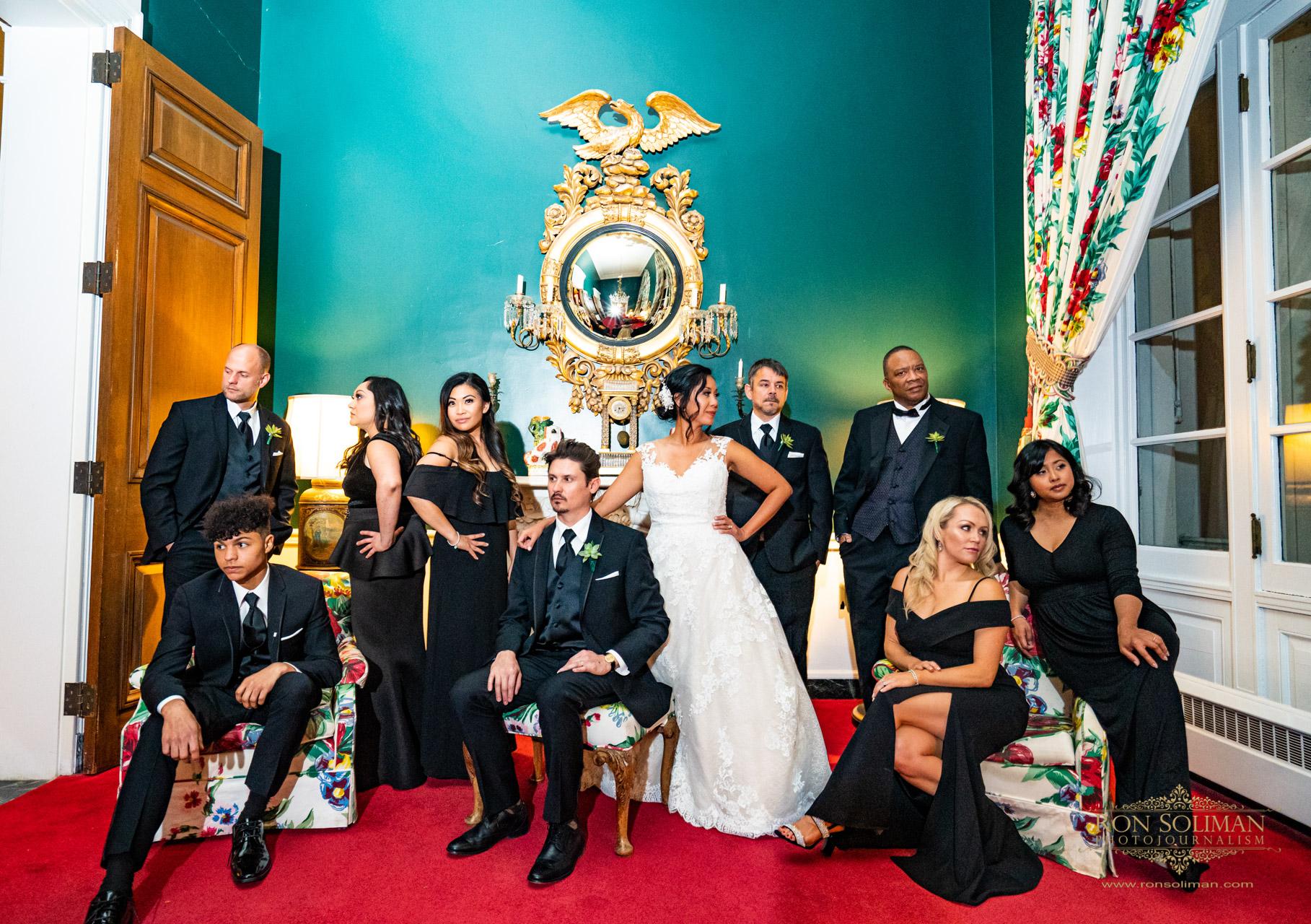 THE GREENBRIER RESORT WEDDING 38