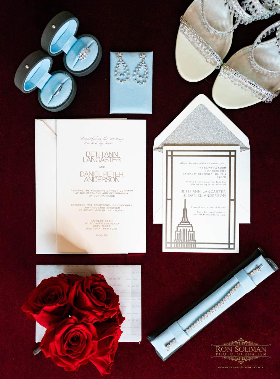 RAINBOW ROOM WEDDING BD 1