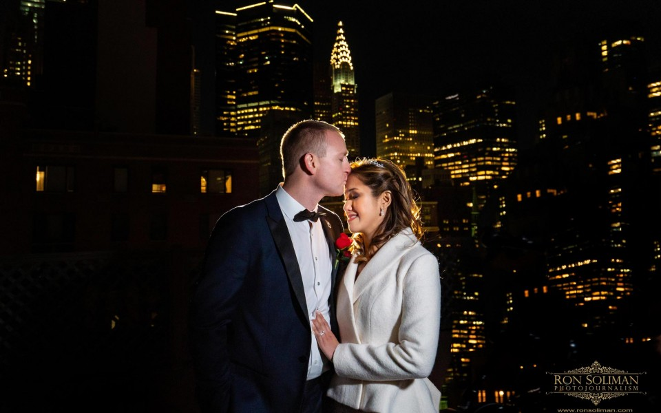The Union League Club of New York City wedding
