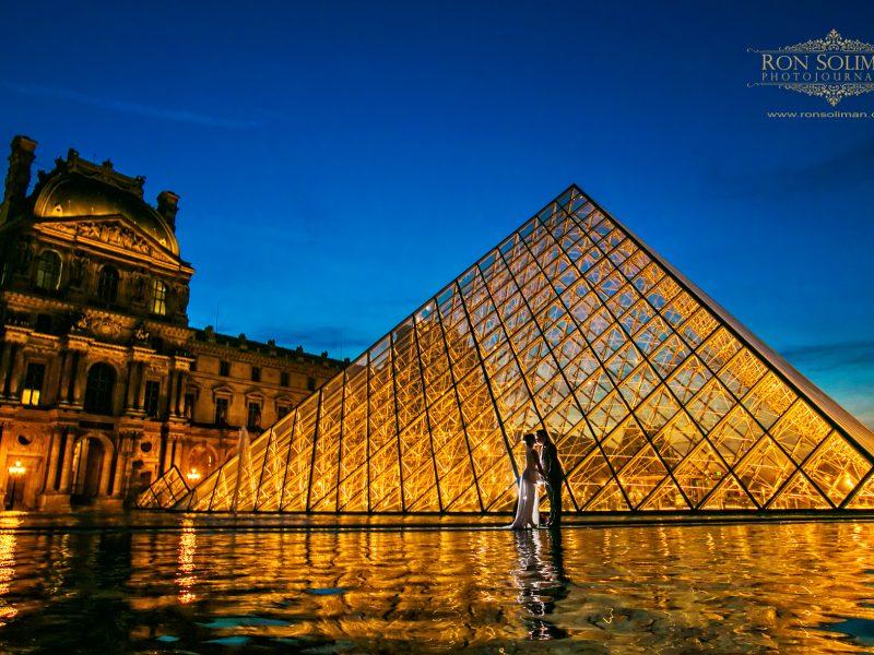 Paris Engagement & Vatican Wedding | Angela + Paulo