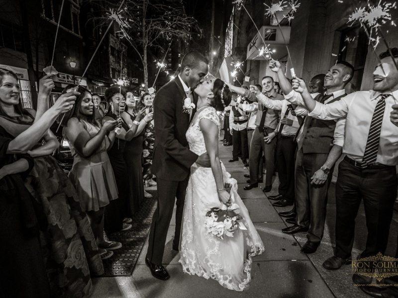Union Trust Wedding | Kiera + Carl