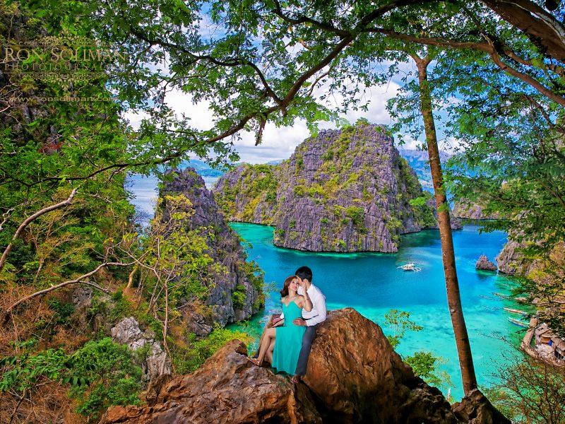 Jackie + Ivan | Coron Islands Palawan Philippines