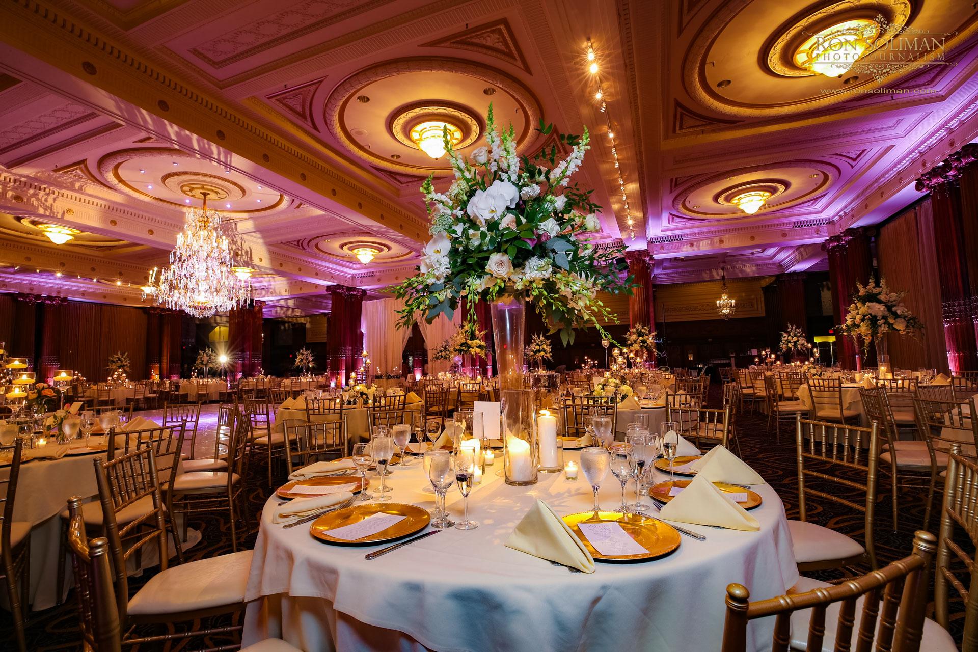 Crystal Tea Room Wedding | Manisha + Kunal