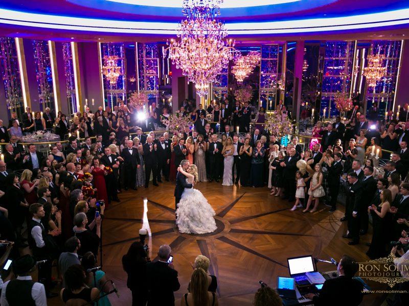 Rainbow Room New York Wedding | Noel + Rob