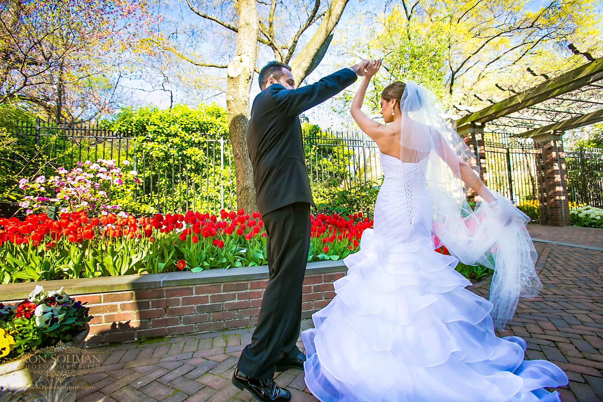 The Loeb Boathouse Wedding 11