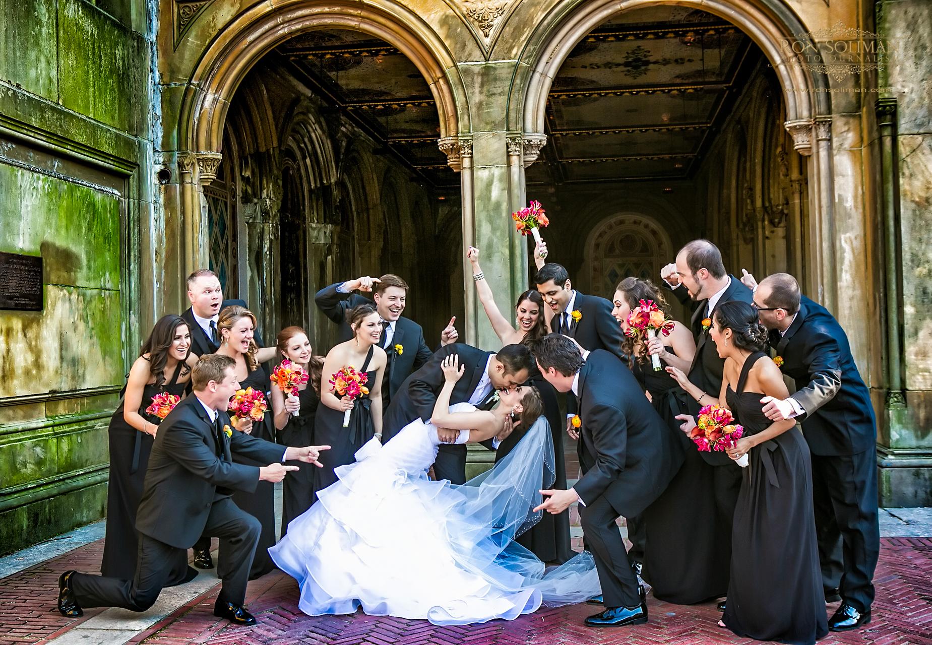 The Loeb Boathouse Wedding 12