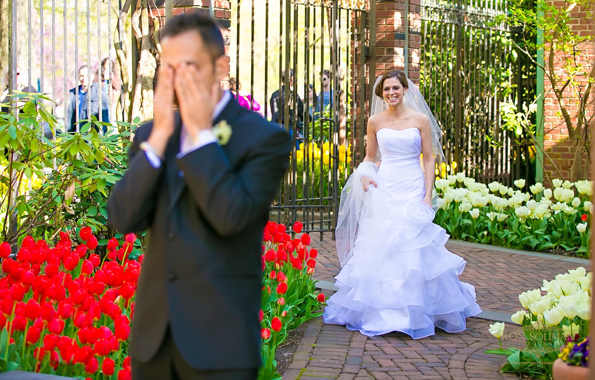 The Loeb Boathouse at Central Park Wedding | Linda + Samir