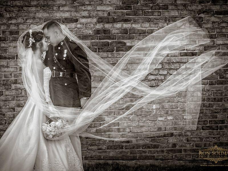 US Marine Wedding | Happy Anniversary to Sherry and Mark!