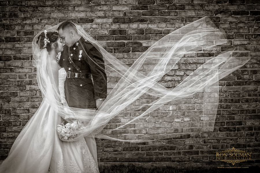 US Marine Wedding | Happy Anniversary to Sherry and Mark!