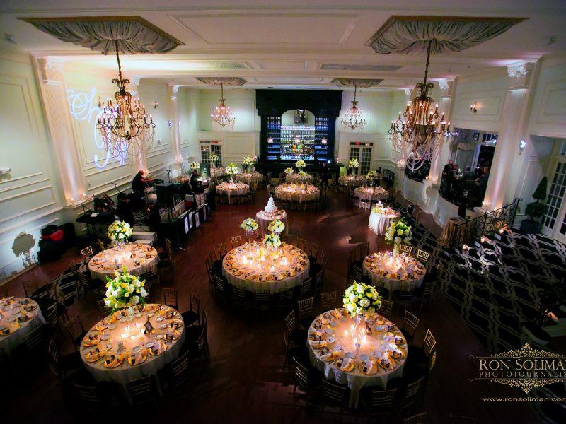 Cescaphe Ballroom Wedding | Suzann + Bill