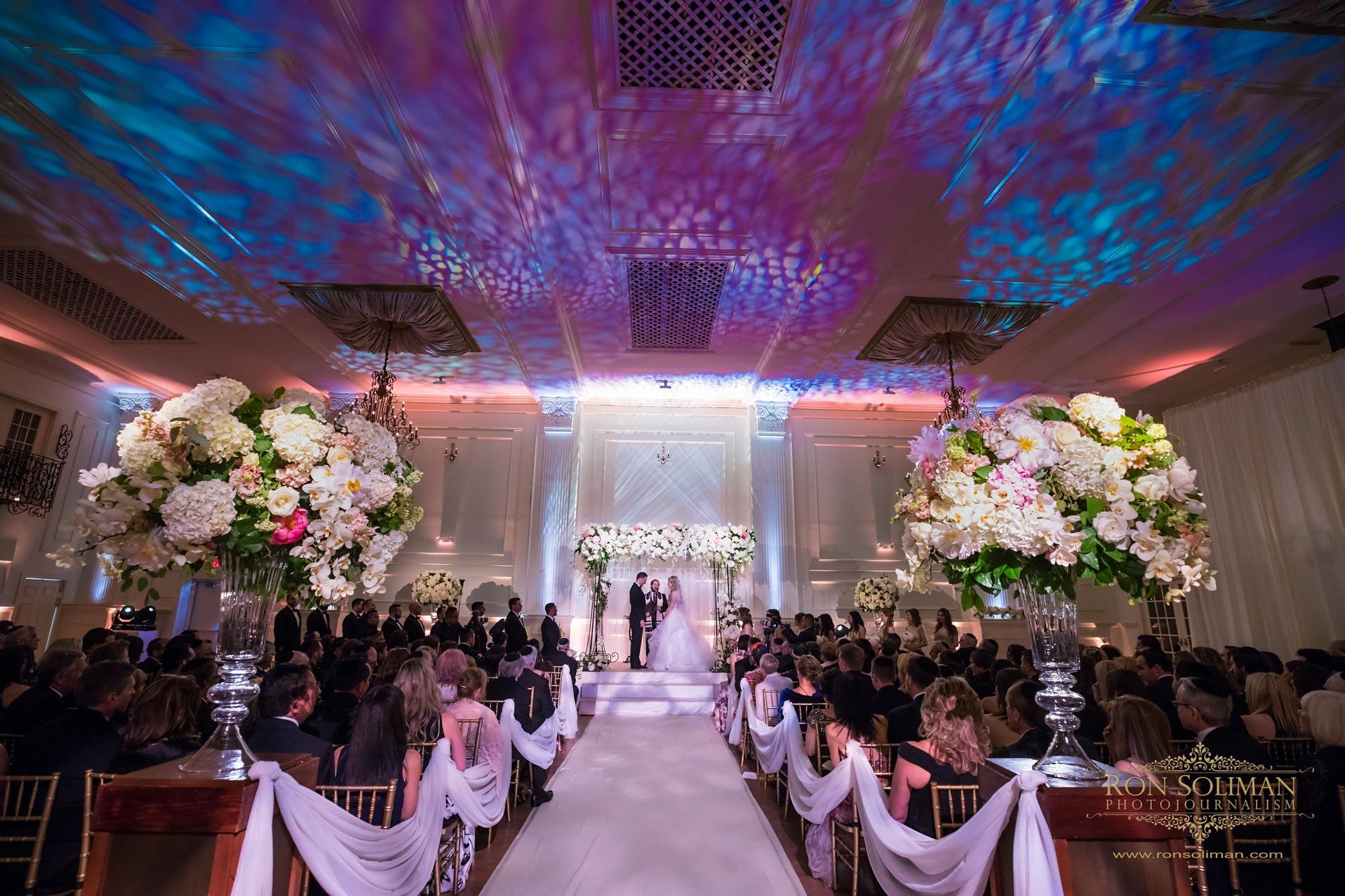Cescaphe Ballroom Wedding | Rachel + Phil