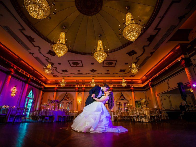Crystal Plaza Wedding | Elisa and Andrew