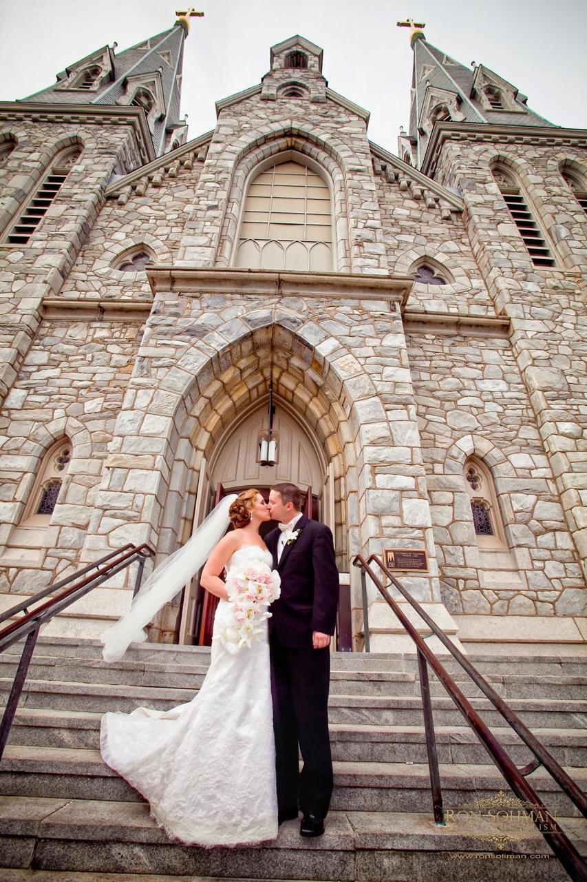 St. Thomas of Villanova chapel wedding