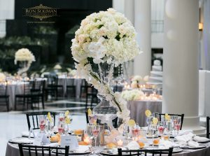 Atrium at Curtis Center Wedding | Alicia + Aaron