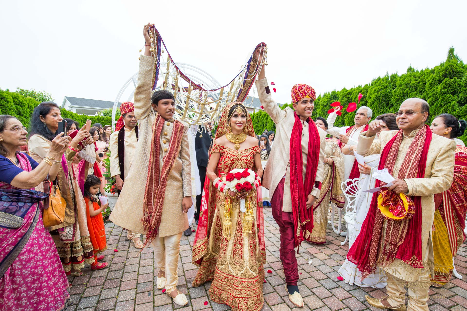East Wind Hotel Long Island Indian Wedding | Sonam + Soren