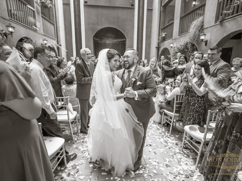 Hotel Valencia Wedding | Veronica + Antonio