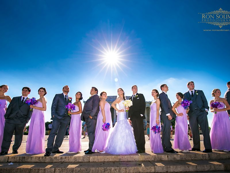 Greek Orthodox Wedding | Temi + Gabe