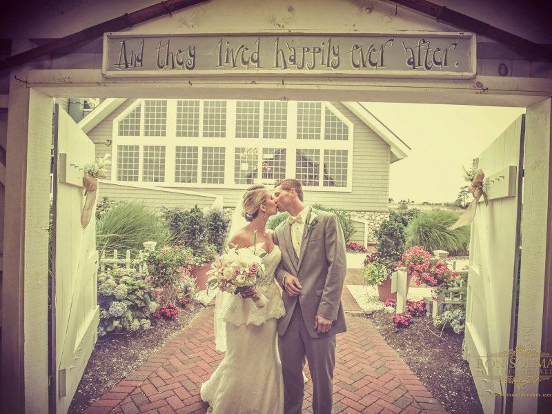 Bonnet Island Estate Wedding | Jenna + Scott